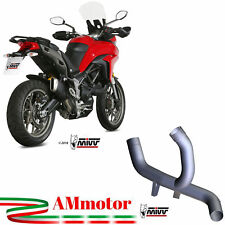 Collector Ducati Multistrada 950 2018 18 Mivv No Kat Tube Exhaust Motorcycle