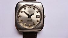 LONGINES Record Automatic vintage watch RARE
