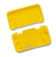 Yellow Soft Silicone Gel Cover Case for NEW Nintendo 2DSXL 2DS XL Console