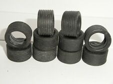 Scalextric - W8103 Wide Profile Ribbed Tyres for 1990s Saloons X10 -