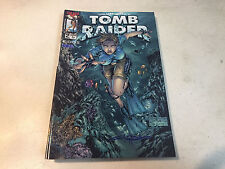 SIGNED ANDY PARK IMAGE LARA CROFT TOMB RAIDER #2 W/COA 200% GUARANTEED AUTHENTIC