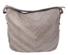 FREDs BRUDER Tasche Shoulder Bag Ledertasche Damen *NEU* Schultertasche Grau