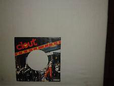 """Clout – Under Fire  - Copertina Forata Per Disco Vinile 45 Giri 7"""""""