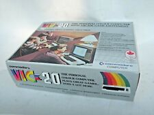 Commodore VIC 20 Personal Computer Brand New In Original Box Canadian fr/Eatons