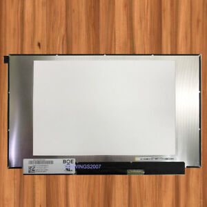"""13.3"""" FHD IPS LAPTOP LCD screen NV133FHM-N54 BOE071A 0G64PY NON-TOUCH EDP 30PIN"""