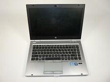 HP EliteBook 8460P Laptop Core i5(2410M)2.3GHz 4GB 0HD Boot w/FingerPrint Reader