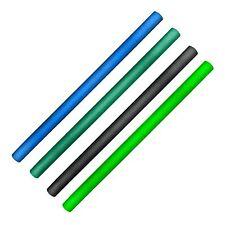 Rohrpolsterung Schaumstoff für die Netzstange des Gartentrampolin bzw Trampolin