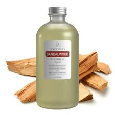 SANDALWOOD Organic Essential Oil - BULK 8OZ