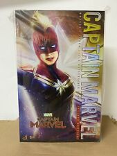 Hot Toys MMS522 Captain Marvel DELUXE Version 1/6 Action Figure Marvel in stock
