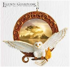 Hallmark 2010 LEGEND OF THE GUARDIANS - white snowy owl - Mint in Box