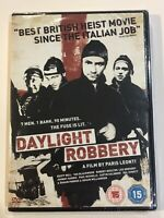 DAYLIGHT ROBBERY DVD NEW SEALED BRITISH HEIST MOVIE FILM