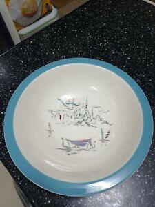 Royal Doulton VENETIAN SCENES tureen base or bowl