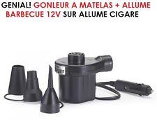 PROMO! GONFLEUR A MATELAS 12V! FJ HDJ KDJ LJ HILUX L200 PATROL JEEP LAND RANGE