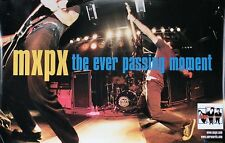 MXPX 2000 The Ever Passing Moment Original Promo Poster
