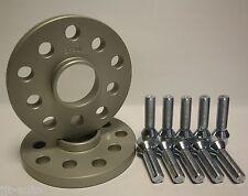 2 x 15 mm BIMECC KIT Hubcentric Distanziatori CERCHI IN LEGA ADATTA VW T4 TRANSPORTER 90 > 03