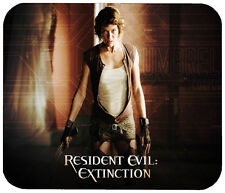 RESIDENT EVIL EXTINCTION MOUSE PAD 1/4 IN. TV HORROR MOVIE MOUSEPAD