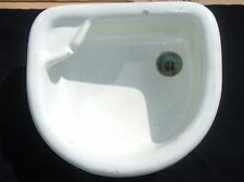 Antique Earthenware Bathroom Sink Glazed Vessel 4484