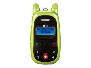 LG Migo VX1000 - Green (Verizon) Cellular Phone