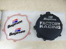 BOYESEN BLACK FACTORY RACING ENGINE CLUTCH COVER KTM 250SX 250XC 250 XC SX 03-09