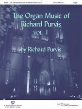 The Organ Music of Richard Purvis Volume 1 Sheet Music H.T. Fitzsimons 008739793