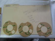 Suzuki TC100,TC90,TS100,TS90 1970-77 nos inner disc valve gaskets 12471-25001