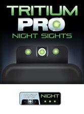 New Truglo Tritium Pro Sight Glock 20 21 25 28 29 30 31 32 37 40 41 TG231G2W