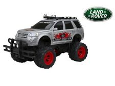 Land Rover Grey By New Bright 1:16 R/C FF - RETAIL BOXED