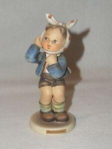 "W. Goebel Hummel Boy w/Toothache 5 1/2"" W Germany 1951 #217"