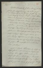362c❚ Brief von 1829 , aus Schweinitz ( Schlesien )