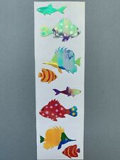 "Sparkle Butterflies Stickers Mrs Grossman/'s 2 sheets per pack 2/"" x 6 1//2/"" 22793"