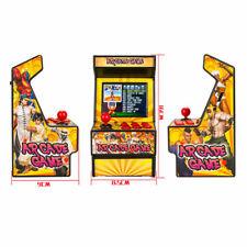 16 Bit Arcade Classic Game videogioco retro 156 giochi Games Player