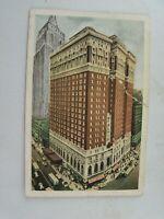 Vtg 1920's Hotel McAlpin 34th Street Broadway, New York City NY Postcard, Unused