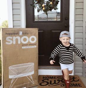 SNOO Baby Smart Sleeper Bassinet By Happiest Baby