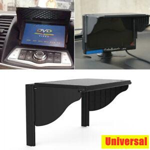 6-10 Inch Adjustable Car Visor Sun Shade GPS/DVD/LCD Navigation Cover Anti-glare