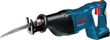 Bosch Akkusäbelsäge GSA 18 V-li Solo L-boxx