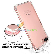 -YPWH Hybrid Rubber Shockproof Soft TPU Clear Cover Case For Call Phone HuaWei