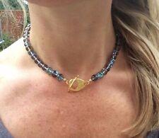 Quartz Round Strand/String Costume Necklaces & Pendants