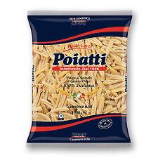 Pasta Poiatti Caserecce pasta siciliana con grano 100% siciliano pacco da 1kg