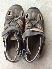 e731d1bb29ad7 Men s MOUNTREK Camp Ground Quick Dry Shoes Sandals Size 11 Hiking Sports  Trail