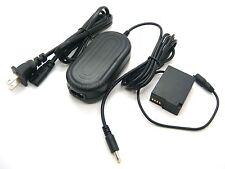 AC Power Adapter DMW-AC8 + DMW-DCC8 DC Coupler For Panasonic DMC-G80 DMC-G85