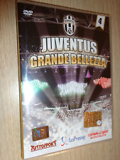 DVD N°4 FC JUVENTUS GRANDE BELLEZZA SIGNORA DEL CALCIO FAMIGLIA AGNELLI STADIUM