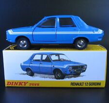 Dinky Toys Atlas 1:43 Renault 12 Gordini die-cast car model