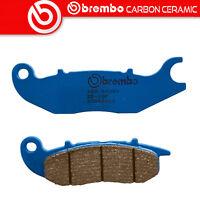 Pastiglie Freno Brembo Carbon Ceramic Anteriori HONDA PCX 125 2019 >