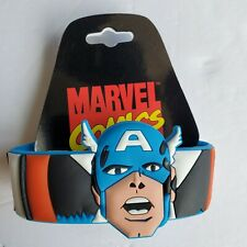 Marvel Comics Rubber Wristband New