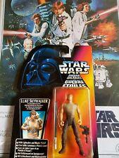 STAR Wars Luke Skywalker Figura 'degobah' 1995 kenner NUOVO!