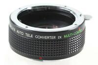 Beroflex Auto Tele Converter 2x Multi-Coated -- Pentax PK