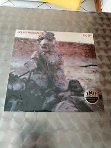 LP JOHN FRUSCIANTE - DC EP - NEUF SCELLE -