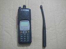 MOTOROLA XTS5000 III VHF FPP Digital Portable Handheld Radio, Model H18KEH9PW7AN