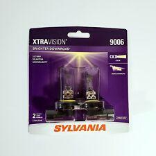 SYLVANIA 9006 XtraVision Halogen Headlight Bulb, (Contains 2 Bulbs)