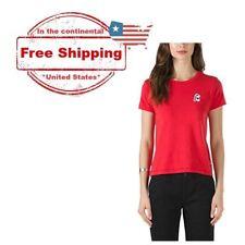 Vans Peanuts Snoopy Skates Basic T Shirt Tee Red (Women's Medium)